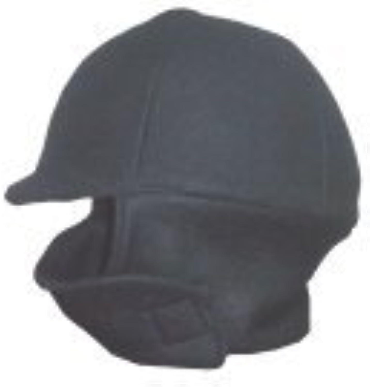 Fleece Equestrian Reithelm Cover mit Halswärmer – schwarz B004BWVDY0  Abrechnungspreis