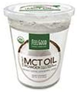 Feel Good Organic Coconut MCT Oil Powder, 16 oz.