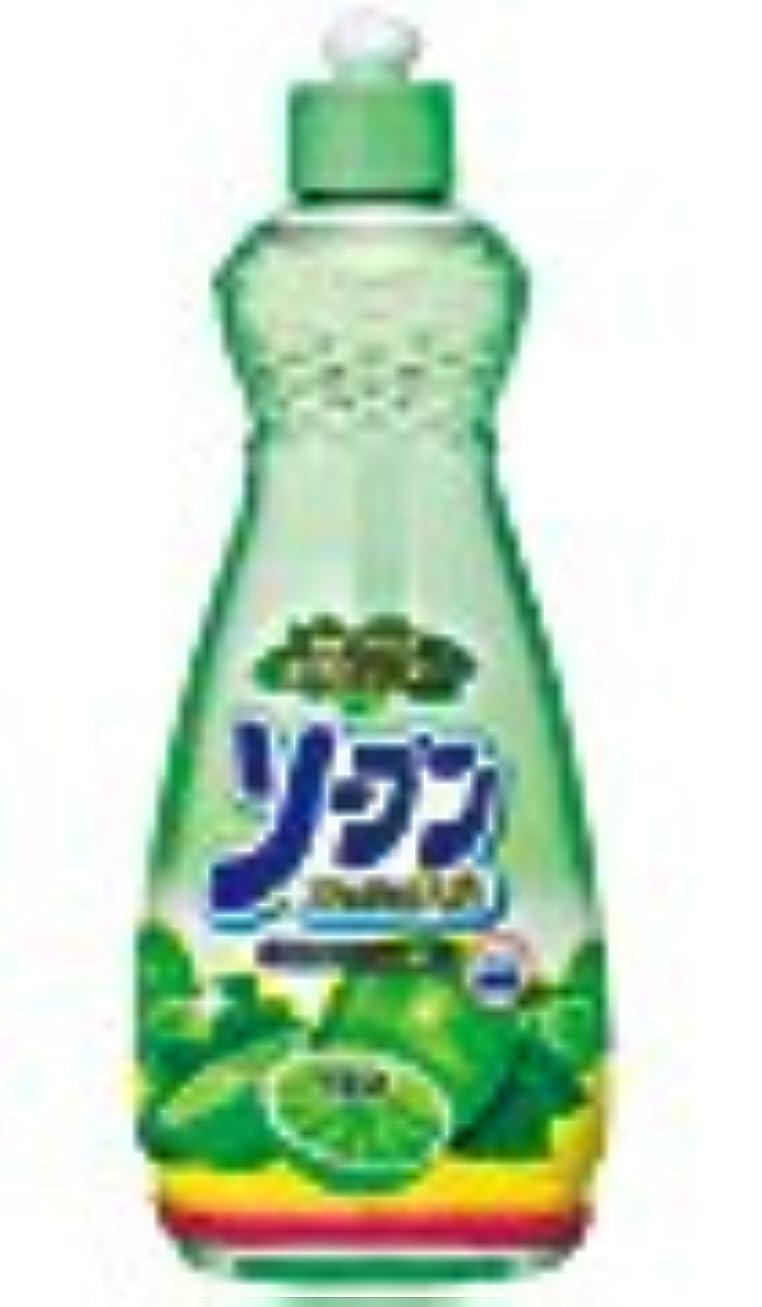 甘美な樹木公カネヨ石鹸 ソープンフレッシュ 本体 600ml