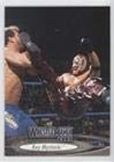 Rey Mysterio Jr; Rey Mysterio Rey Mysterio Jr. (Trading Card) 2003 Fleer Wrestlemania XIX - [Base] #41