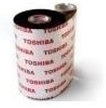 Toshiba TEC AS1 102mm x 600m cinta para impresora - Cinta de impresoras matriciales (Toshiba B-SX4, B-SX5, B-372, B-472, B-572, B-482, B-492, Transferencia térmica, Negro, 600 m, 102 mm)