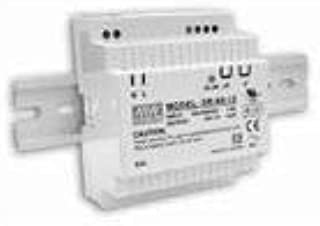 Mean Well DR-60-24 Single Output Industrial DIN Rail Power Supplies, Output: 60W 24V 2.5A, Input: 88~264VAC 124~370VDC.