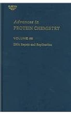 DNA Repair and Replication: 69 (Advances in Protein Chemistry)