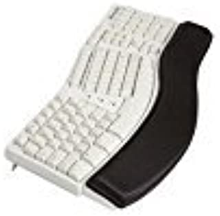Sunway 5915BK Gel Filled Curved Keyboard Wrist Rest w/ Lycra Covering