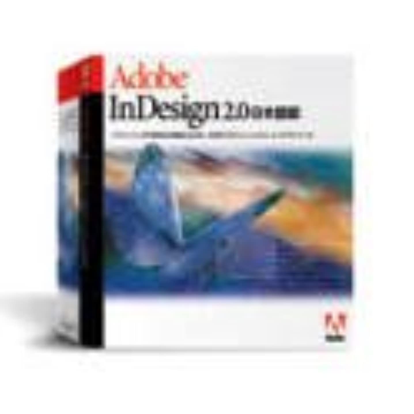 トラフィック意味夕方Adobe InDesign 2.0 日本語版 Macintosh版