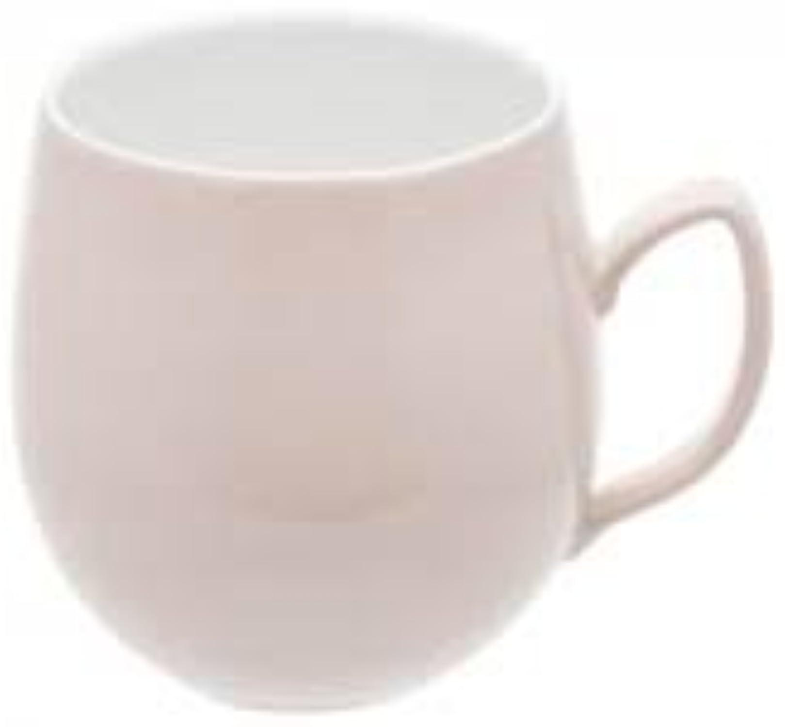 Lot de 6 mugs à thé SALAM THE - ROSE POUDRE