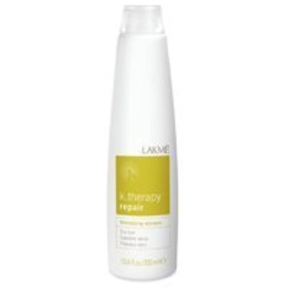 歯マーティフィールディンググリルLakme K.Therapy Repair Revitalizing Shampoo 10.2 oz by Lakme [並行輸入品]