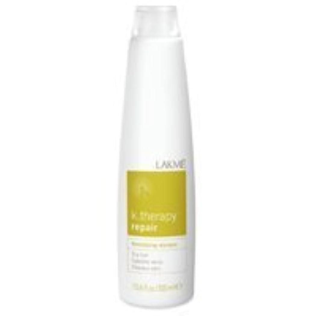 教えるリーダーシップマウスピースLakme K.Therapy Repair Revitalizing Shampoo 10.2 oz by Lakme [並行輸入品]