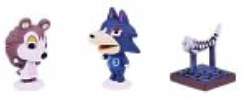 Animal Crossing + figure 50 Asami & Lobo