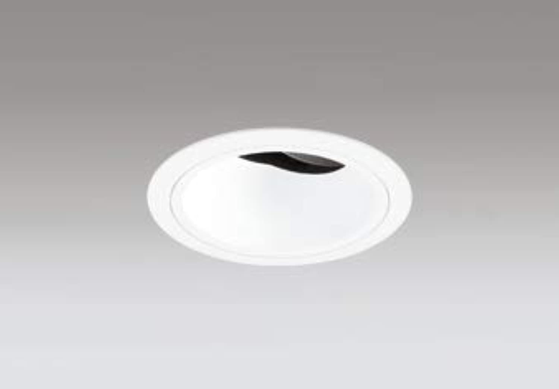 ODELIC LED高効率ユニバーサルダウンライト CDM-T35W相当 オフホワイト 42° 埋込穴Φ100mm 温白色 3500K M形 一般型 専用調光器対応 XD403497 (電源?調光器?信号線別売)
