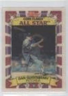 Amazoncom Dan Quisenberry Baseball Card 1992 Sportflics