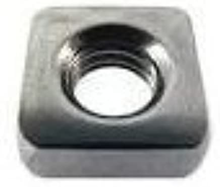 Square Nuts 5mm Metric Thread A2 Stainless Steel M5 Square Nut 50 Pack Free UK Delivery