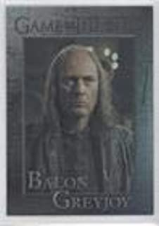 Balon Greyjoy (Basketball Card) 2017-18 BC Zalgiris - [Base] #61
