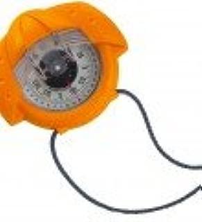 Nautos IRIS 50 63599 – Hand Bearing Compass - by PLASTIMO (Orange)
