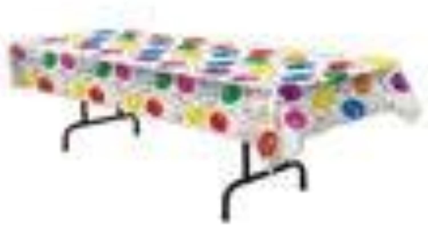 Balloons And Confetti Table Cover (Pack of 3)