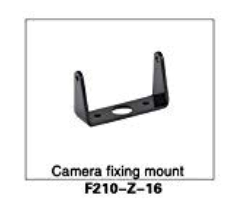 ETbotu Walkera F210 RC Drone Spare Parts Camera Fixing Mount F210-Z-16