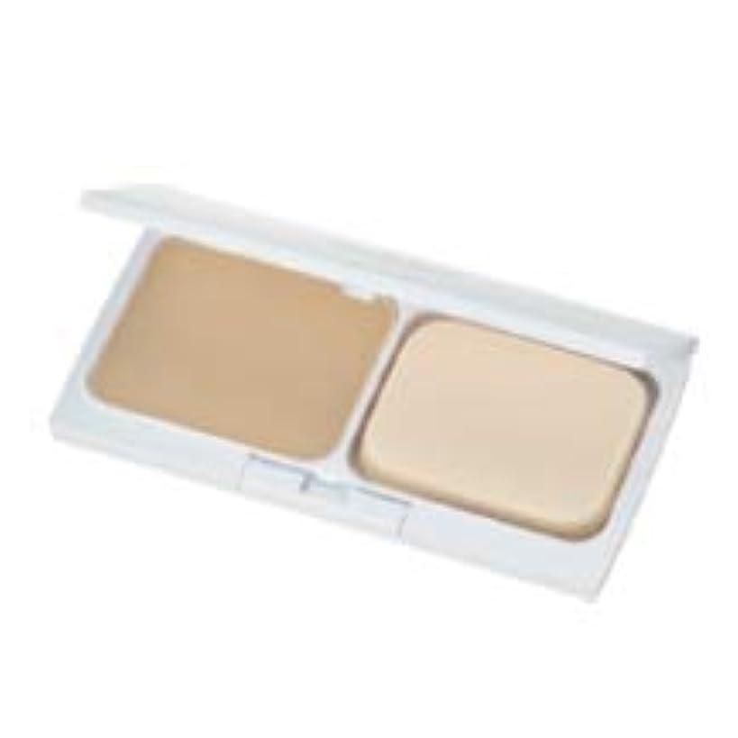 不安振動するキルスエムディ化粧品 レセプトII ナチュラルヴェールパウダーファンデーショ(レフィル) ライトオークル