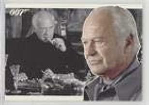Karl Stromberg (Trading Card) 2010 Rittenhouse James Bond: Heroes and Villains - [Base] #38