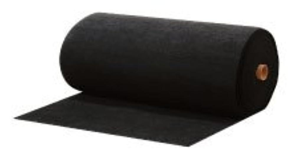 れるパプアニューギニア発見活性炭機能性シート 幅1m×厚2mm (2m長さ)