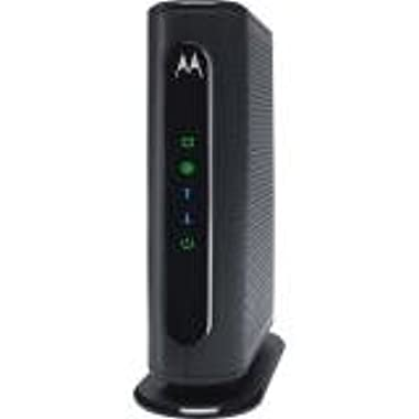 Motorola 16x4 Cable Modem, Model MB7420, 686 Mbps DOCSIS 3.0, Certified by Comcast XFINITY, Charter Spectrum, Time Warner Cable, Cox, BrightHouse, and More