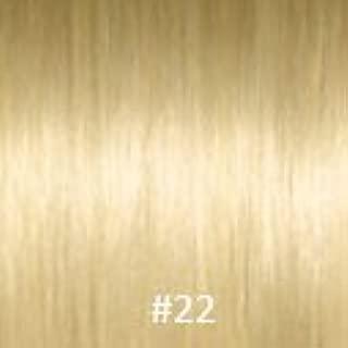 Virgin V-Tip Brazilian Deep Curly Hair,#22 Ash Blonde,14 Inch