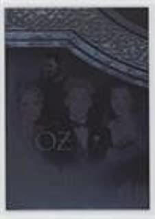 Oz (Trading Card) 2005 Inkworks Buffy the Vampire Slayer and the Men of Sunnydale - Dressed to Kill Puzzle #DK7