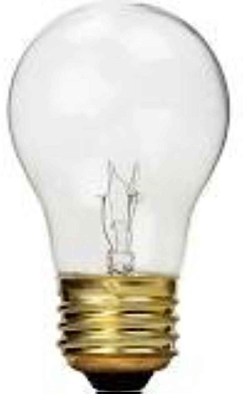 HC Beleuchtung –, 12V 15W LOW VOLTAGE Gert und Apparat A15Stil klar Licht (10 Pk), E26 25.00 wattsW 12.00 voltsV