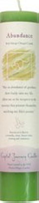 リフレッシュ小道カテゴリー魔法のヒーリングキャンドル アバンダンス(豊かさを手に入れる)