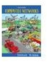 Computer Networks by Tanenbaum, Andrew S., Wetherall, David J. [Prentice Hall, 2010] ( Hardcover ) 5th edition [Hardcover]