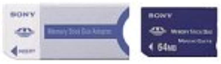 Sony MSH-M64A 64 MB Memory Stick Duo