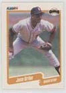 Jose Uribe (Baseball Card) 1990 Fleer - [Base] #74