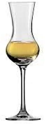 Conjunto de 6 Taças Gastro de Grapa 85 ml Cristal Bohemia