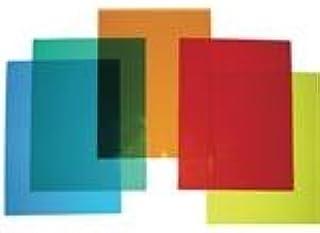 Grafix Clear-Lay Clear PVC Film Sheets, Green Color - 18 x 24