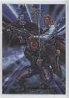 1996 Fleer Ultra X-Men Wolverine base trading card #81 Jubilee Marvel