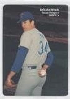 Nolan Ryan (Baseball Card) 1990 Mother's Cookies Nolan Ryan - Cookies [Base] #3
