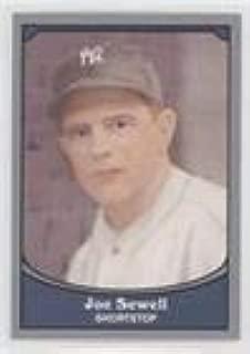 Joe Sewell (Baseball Card) 1990 Pacific Baseball Legends - [Base] #67