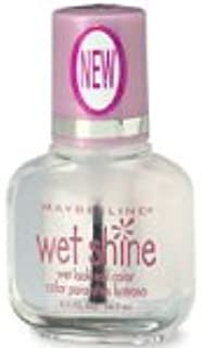 Maybelline Wet Shine Wet Look Nail Color 10 Clearly 14.7ml