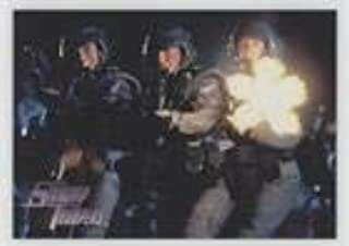 Here They Come (Trading Card) 1997 Inkworks Starship Troopers - [Base] #17