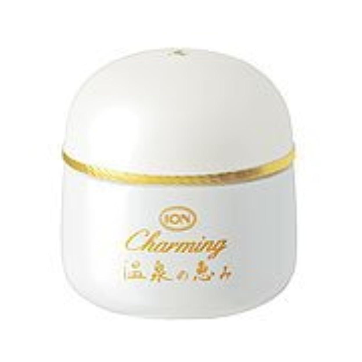 純度ポテト謝るイオン化粧品 チャーミングステージ 40g