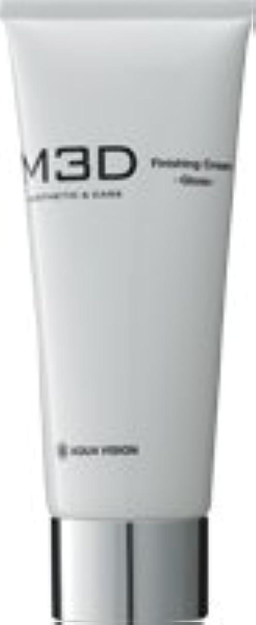 洗剤赤名誉あるM3D ヘアクリーム グロス 内容量100g
