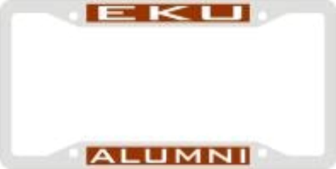 WinCraft Eastern Kentucky University L313505 Inlaid Metal LIC Plate Frame