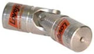 Belden SS-NB-UJ1250X5//8KB Needle Bearing Single Universal Joint Stainless Steel Keyways 5//8 Bore Setscrew 3.75 Overall Length 1-1//4 OD