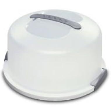 Sterilite 2008004 Cake Server, White