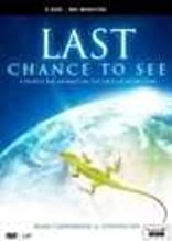LAST CHANCE TO SEE with Stephen Fry and Mark Carwardine - Complete Collection - 3DVD BOX SET by Mark Carwardine