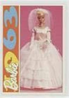Bride's Dream 1963 (Trading Card) 1991 Action/Panini Another First For Barbie - [Base] #12