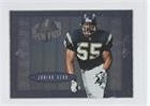 Junior Seau (Football Card) 1996 Playoff Contenders - Open Field #6