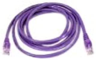 Belkin Cable Patch CAT5-UTP RJ45M PUR Snagless 10ft A3L791-10-PUR-S