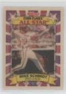 Amazoncom Mike Schmidt Baseball Card 1992 Sportflics