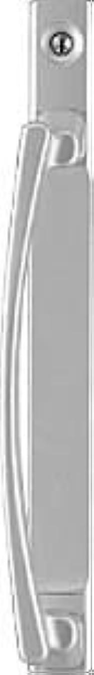 世辞いわゆるブラシアール型ハンドル戸先錠(HH-3K-19827) YG:ゴールド