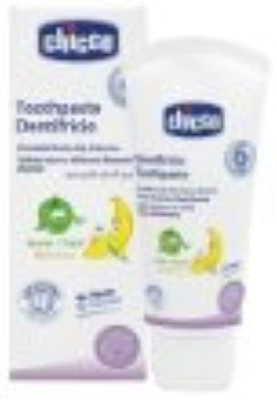 Chicco Oral Care Apple Banana Toothpaste Ch320023201000 50 Ml